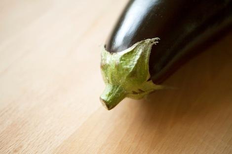 aubergine-rolls