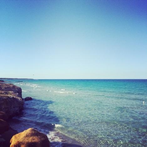 Salento-Beach