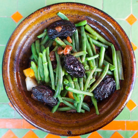 green-beans-and-dates-morocco