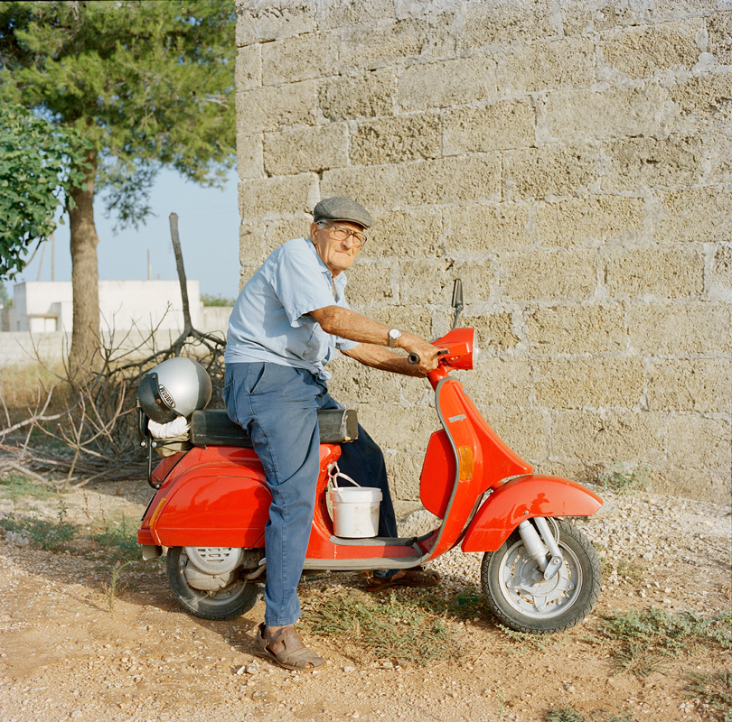 man-on-vespa