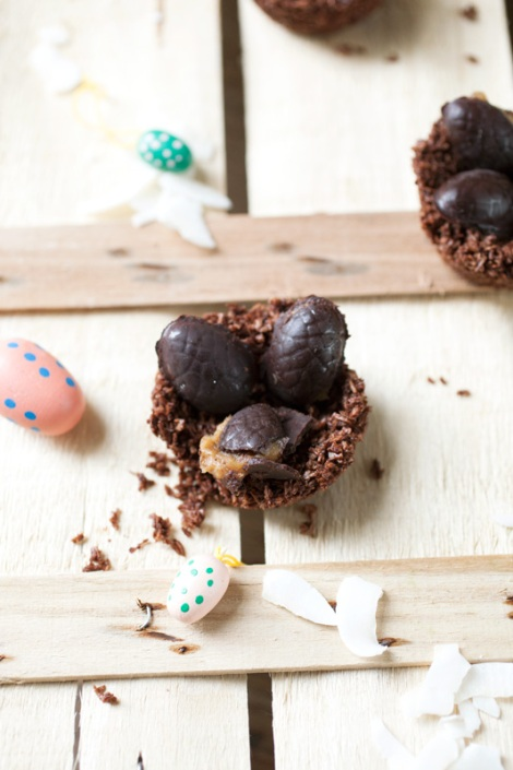 easter-nests-sea-salt-caramel eggs