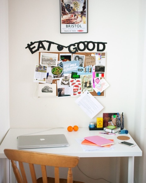 mangia-bene-desk