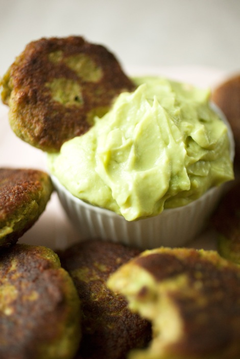 broccoli-fritters